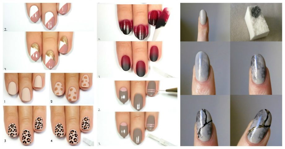 Step-by-Step Nail Tutorials to Try Right Now