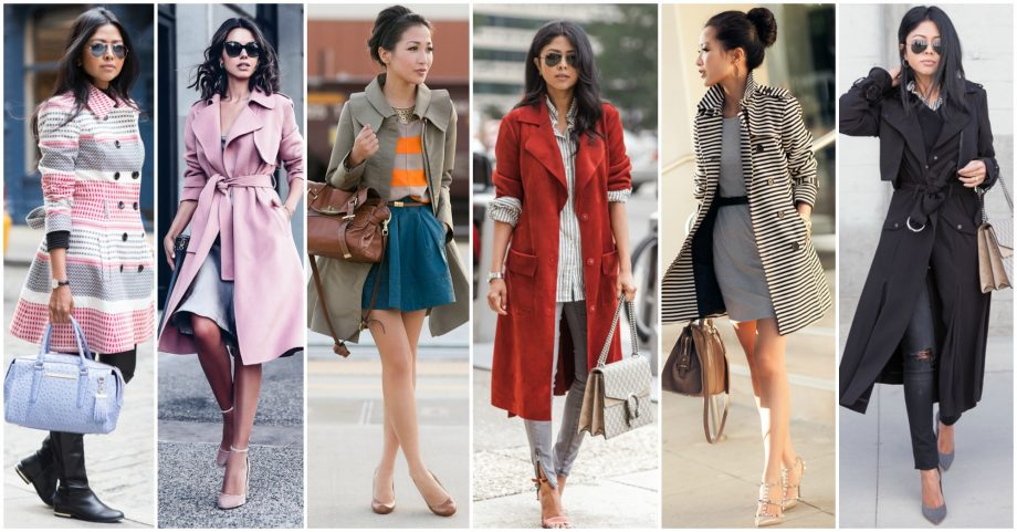 12 Ways to Wear Your Trench Jacket Right Now