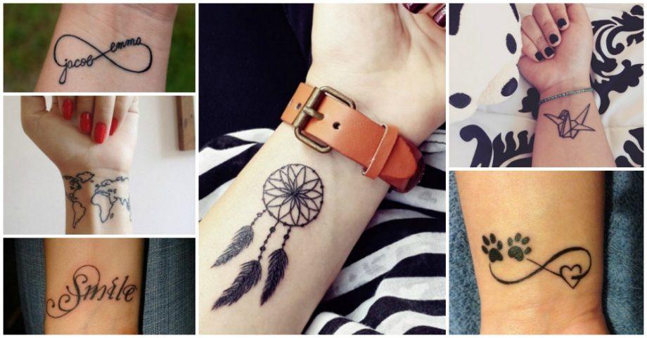 10 Cute Wrist Tattoos You Need to See