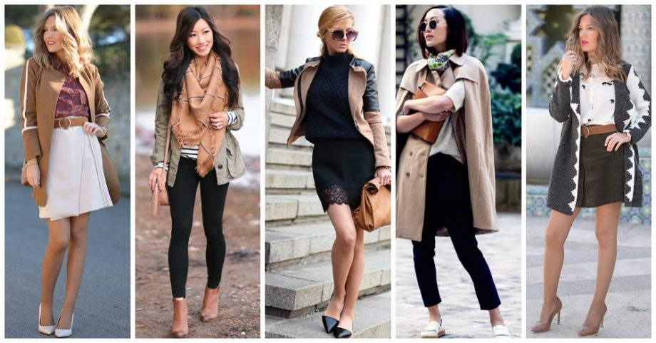 11 Lovely Ways to Style Brown This Fall
