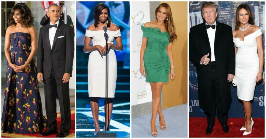 Michelle Obama or Melania Trump? Which Lady Has Better Style?