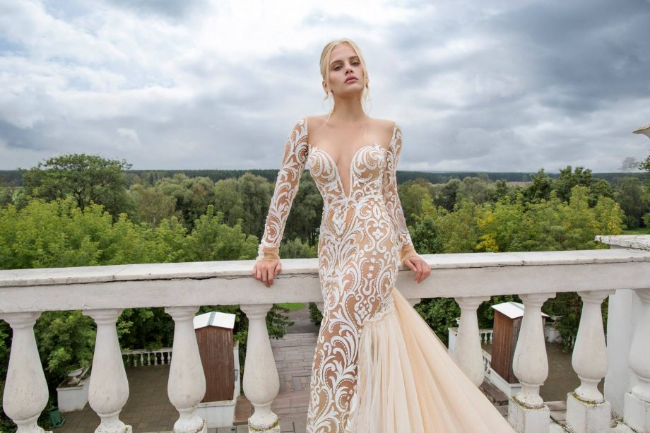 Timeless Ivory & White Bridal Collection By Nurit Hen