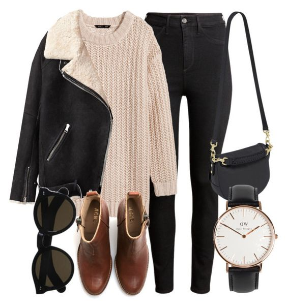 15 Casual Polyvore Outfits To Wear This Winter