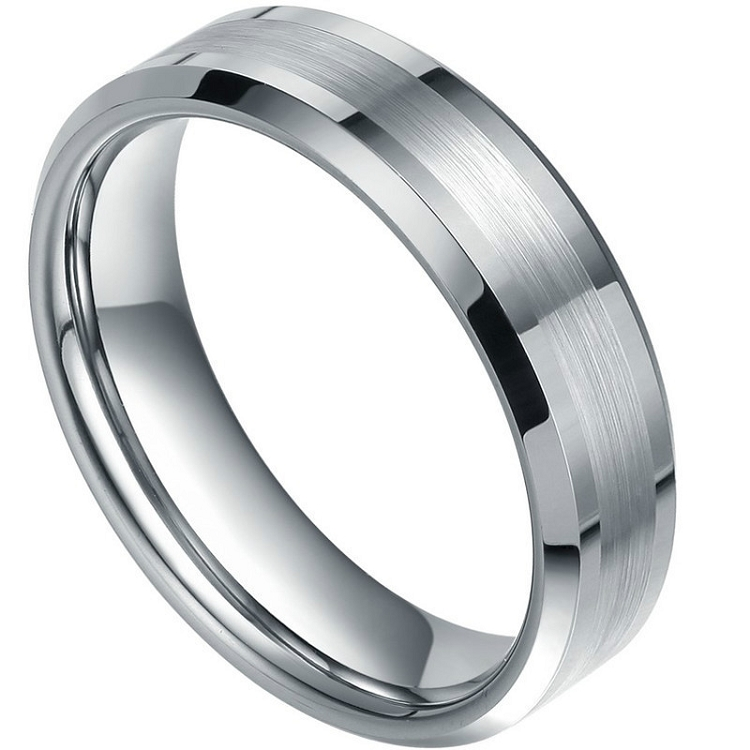 Why Are Tungsten Rings in Fashion?