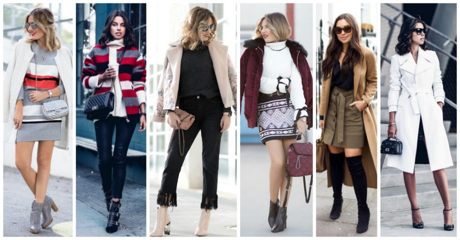14 Fashionable Outfits to Wear This Winter