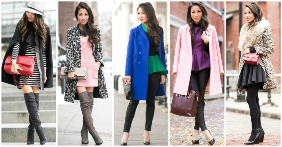 10 Perfectly Polished Winter Outfits by Wendy Nguyen to Wear Now
