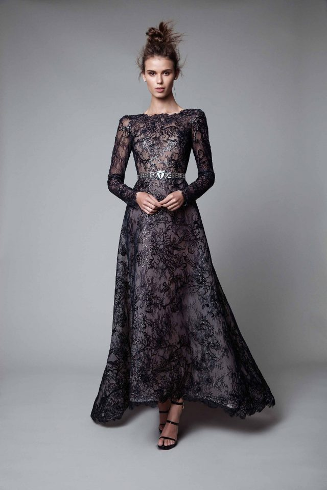 Berta F/W 2017 Ready-to-Wear Evening Collection