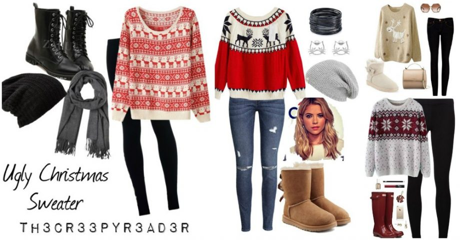 10 Ways To Make Your Ugly Christmas Sweater Look Stunning