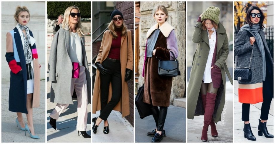 11 Ideas to Wear Colorful Coat This Winter