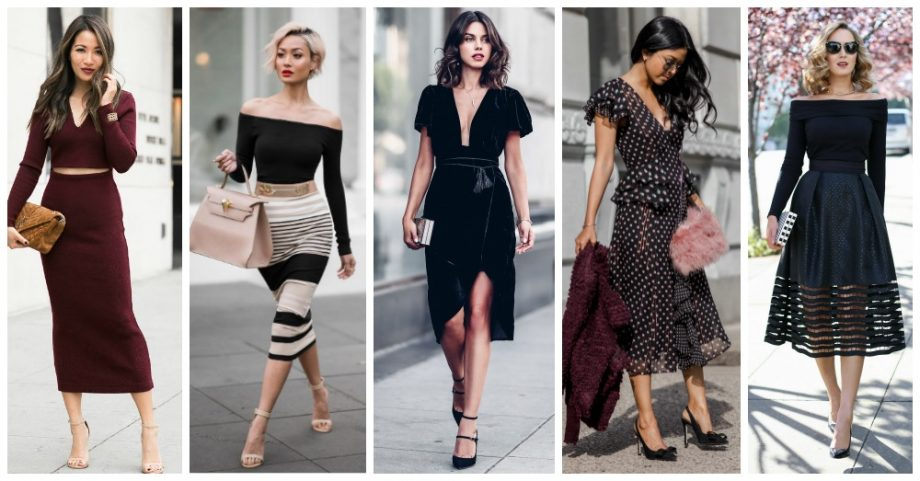 Classy and Chic Dresses You Could Wear to Your Next Party