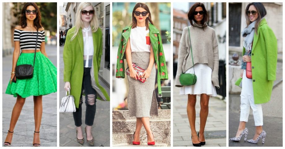 15 Ideas to Wear Greenery All Year Round