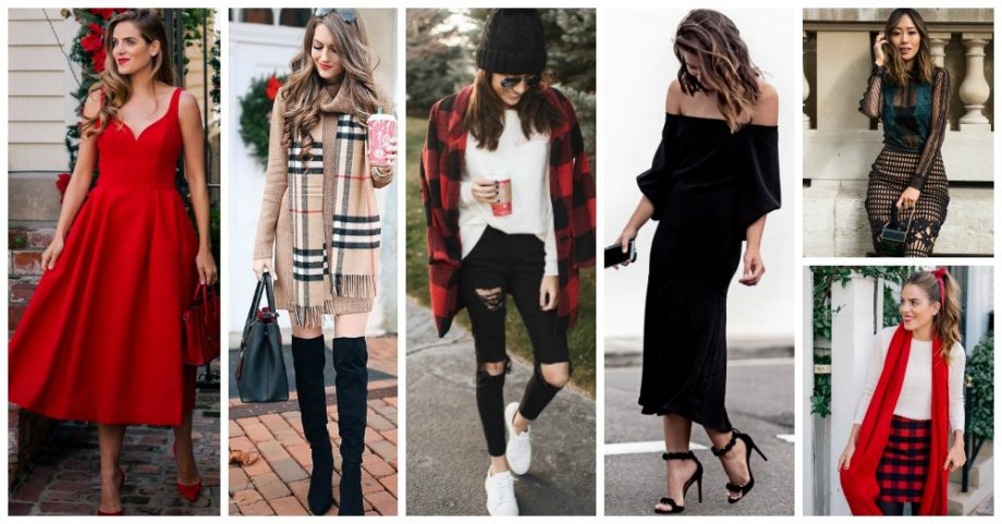15 Gorgeous Outfits to Get You Through the Holiday Season