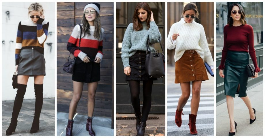 15 Gorgeous Outfit Ideas to Wear Your Skirts Right Now