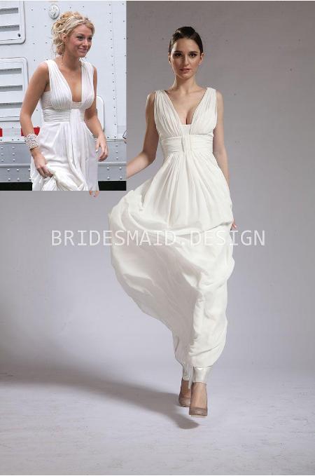 ELEGANT & AFFORDABLE CELEBRITY STYLE INSPIRED BRIDESMAID DRESSES FOR 2017