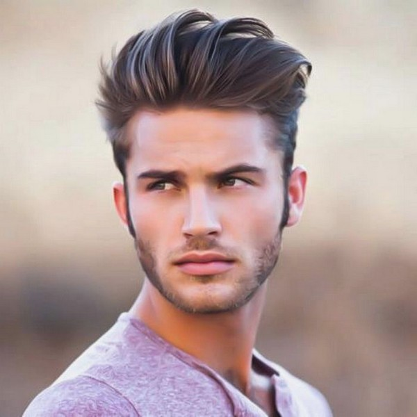 Best New Men's Hairstyles In 2017 By Face Shape