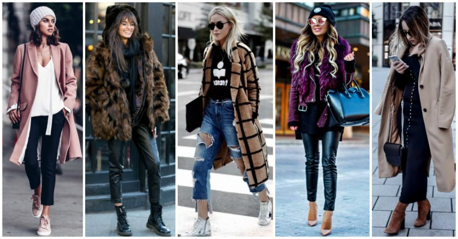 10 Warm Winter Outfits To Copy Right Now