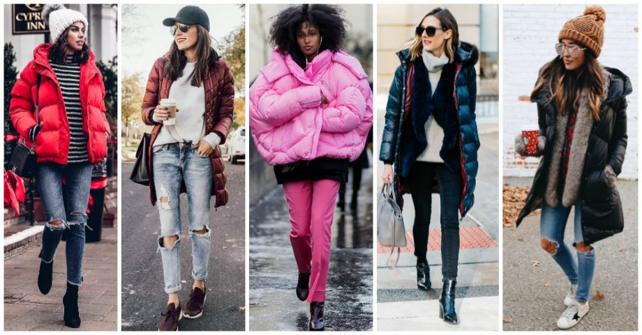 15 Ways to Style Your Puffer Jacket This Winter