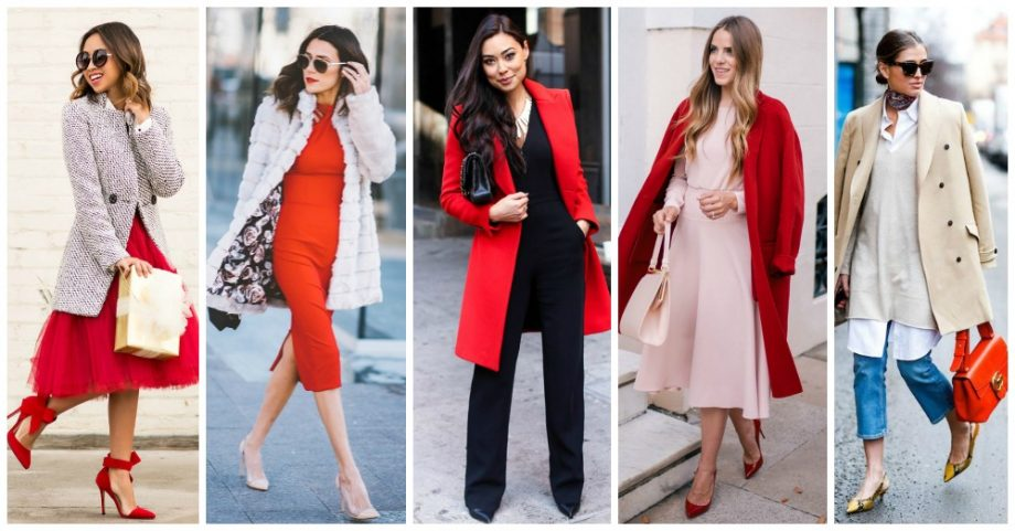 15 Beautiful Outfits to Wear on Valentine's Day