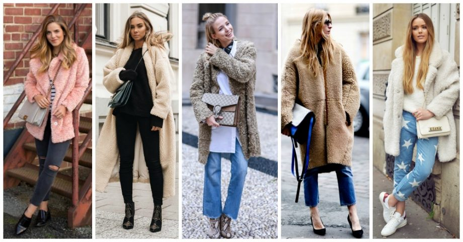 15 Impressive Ways to Style Your Teddy Bear Coat This Winter