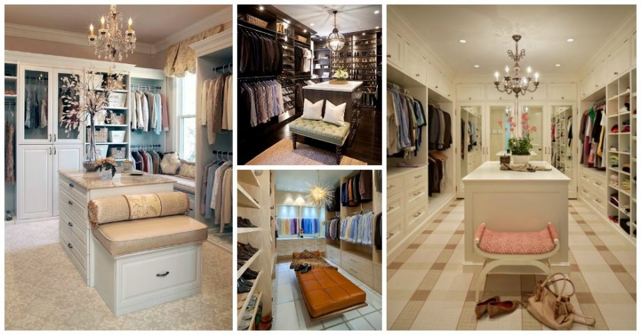 10 Walk-in Closets That Will Amaze You