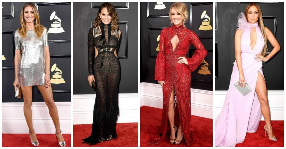 Grammy Awards 2017: The Best Dressed and Winners