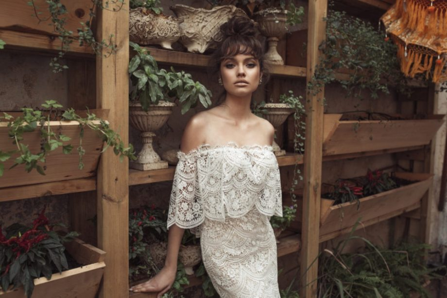 """Romanzo"" 2017 Wedding Dress Collection by Julie Vino"