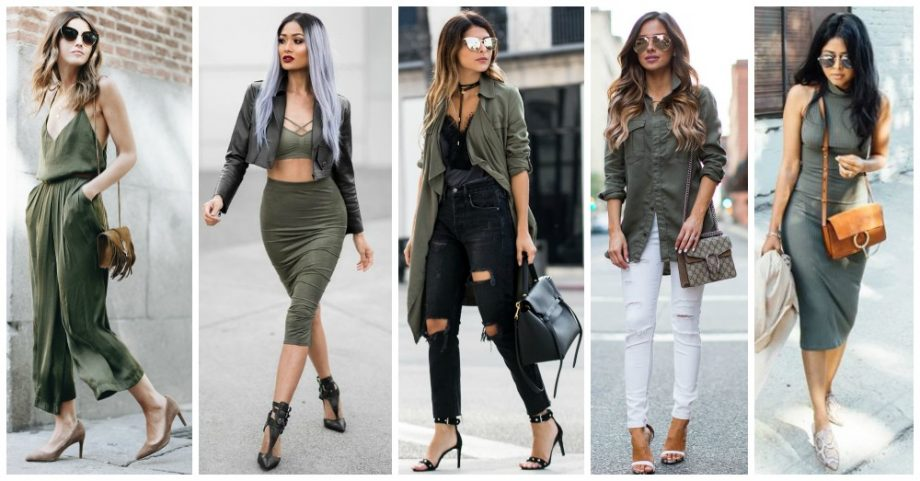 Khaki is Coming Back in Style- 15 Ideas to Follow This Trend