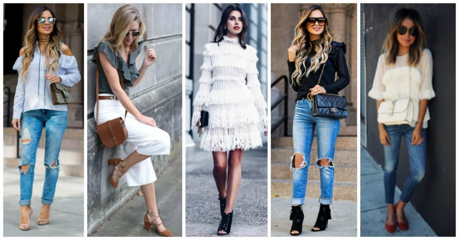 Gorgeous Ruffle Shirts We Are Dying to Try Now
