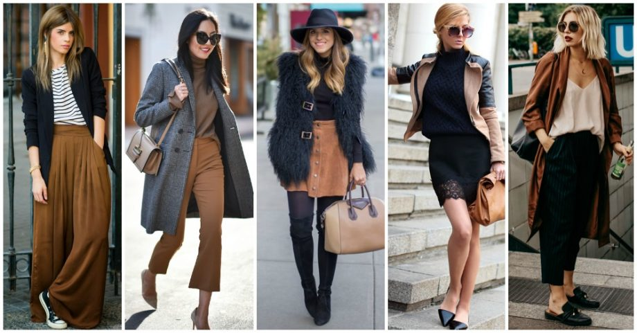 15 Fabulous Brown Outfit Ideas to Copy Now