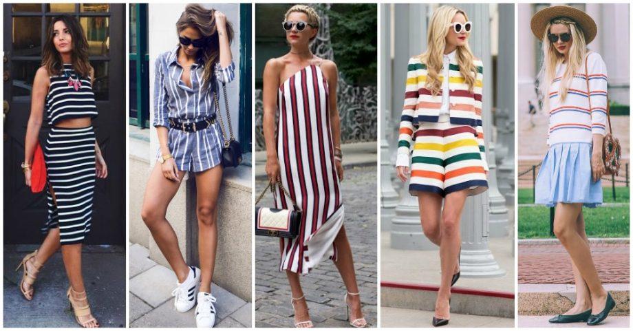 Trend Alert: Statement Stripes