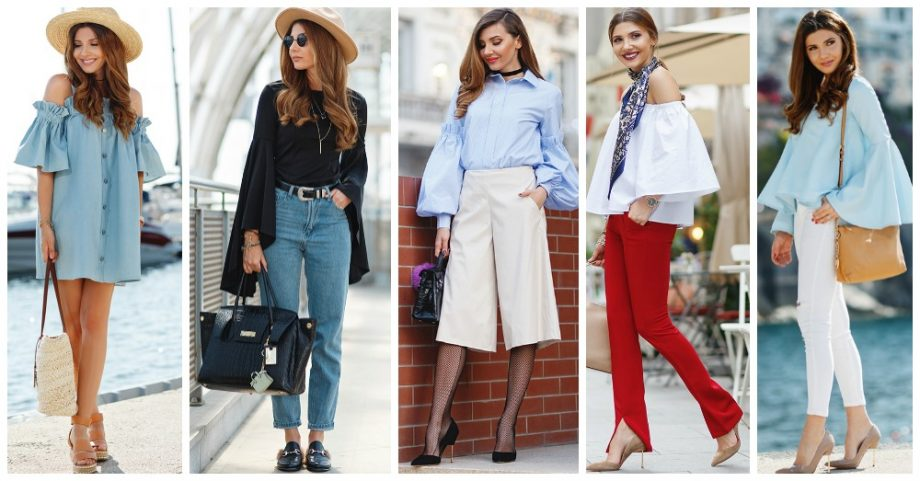 Ideas to Wear Bell Sleeves This Spring