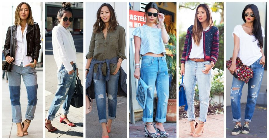 Chic Outfits with Boyfriend Jeans to Copy Now