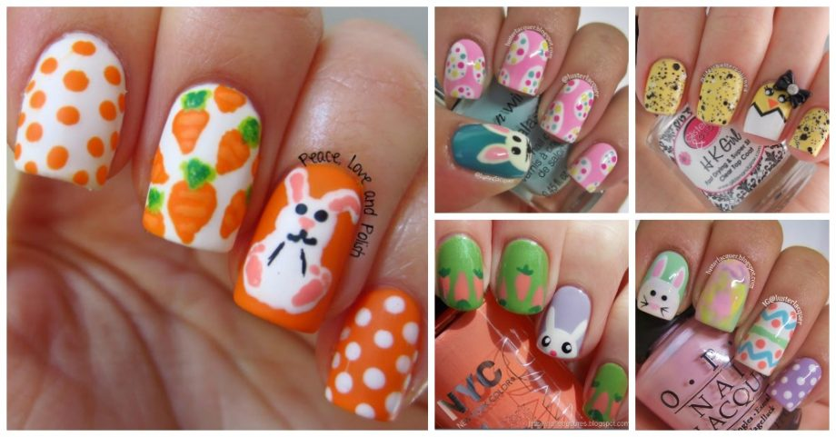 10 Mesmerizing Easter Nail Designs You Need to Check