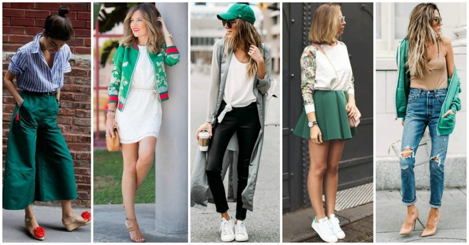 Gorgeous St Patrick's Day Outfits That Will Make You Say WoW