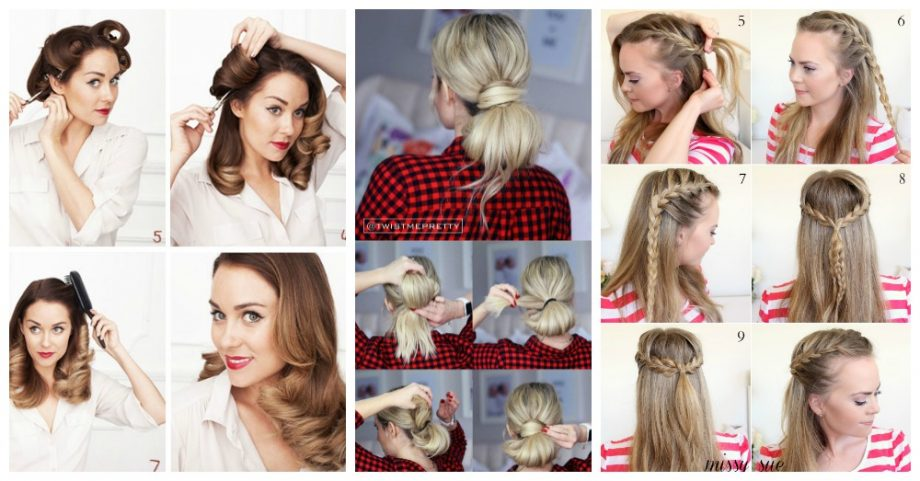 Cool Hairstyle Tutorials You Need to Check
