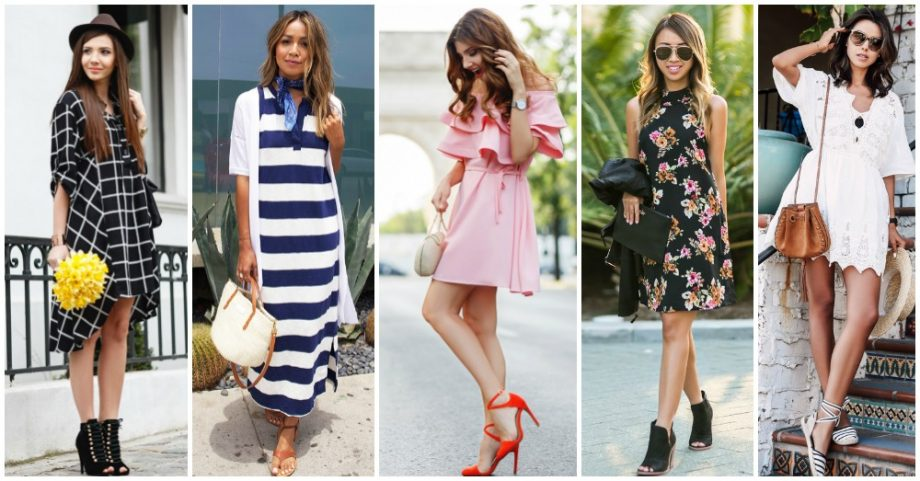 Chic Dress Trends to Follow in Spring 2017