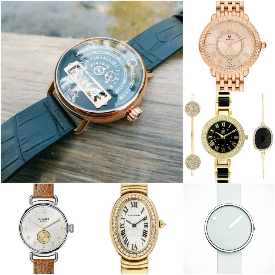 Fashion Rules 2017: The Trendiest Watch Appearances For Women