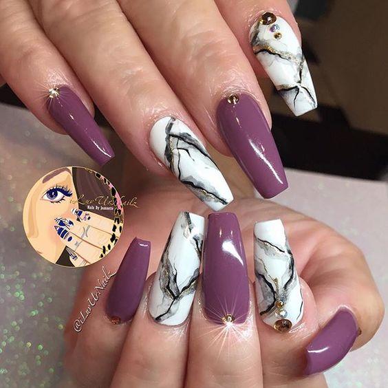 Acrylic Nails 2017 Tumblr