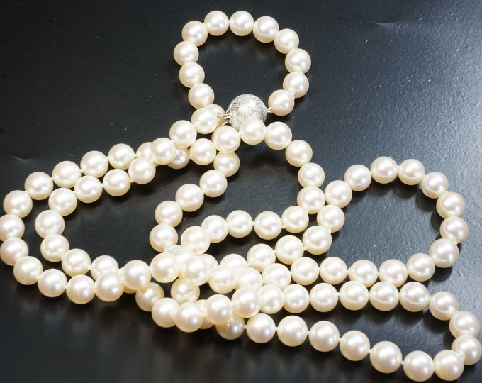 Improve Your Look with Attractive Pearl Jewelry