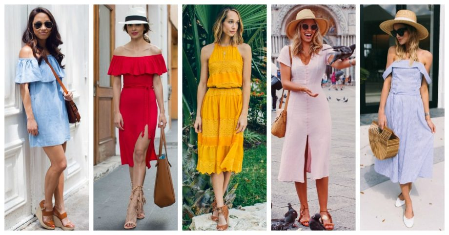 Gorgeous Dresses to Wear This Summer