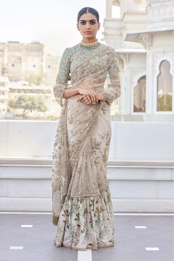 Turn The Style Quotient Up This Wedding Season With Ethnic Wear