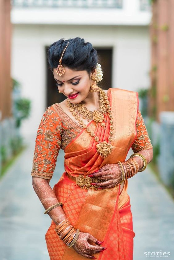 Wedding Saree Trends for a Bride