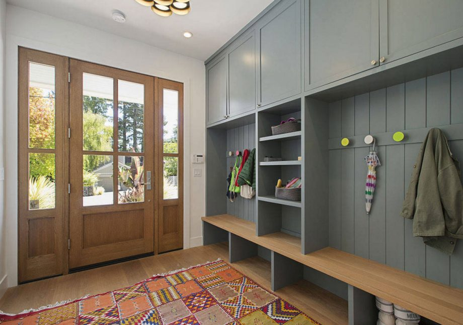 Don't Overlook Your Mudroom