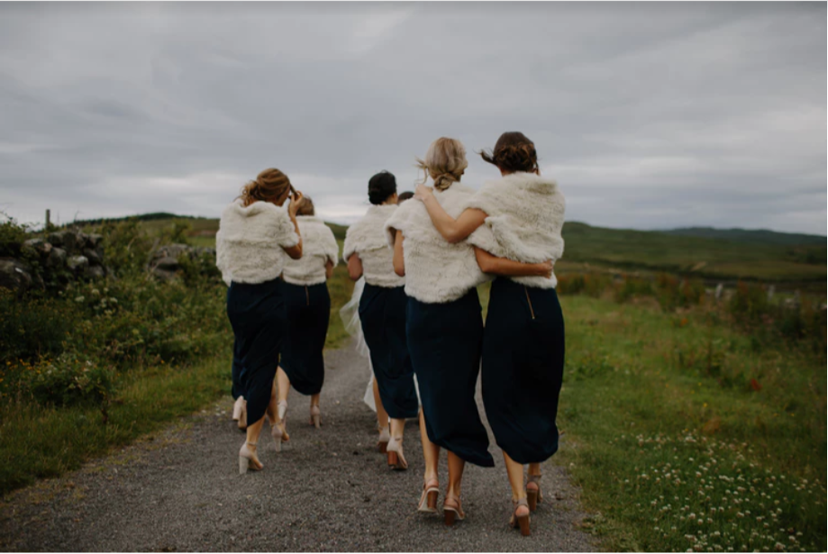 Fashion Rules for Bridesmaids