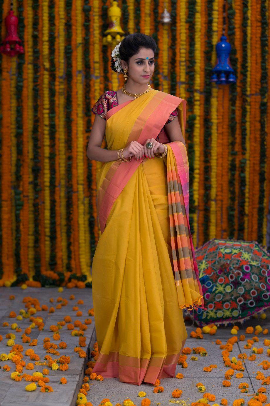 Best summer fashion in 2018: Hot summer sarees!
