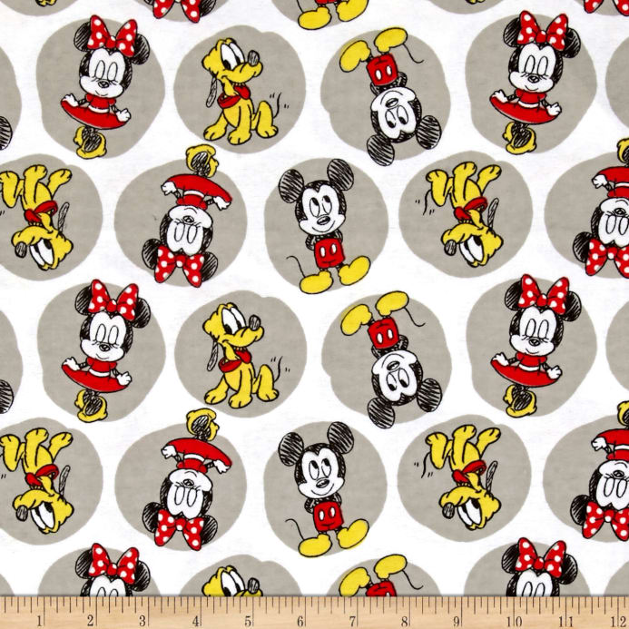 Wrap A Mickey 'Round You!