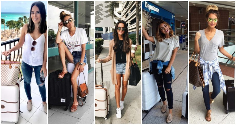Summer Travel Outfit Ideas For Your Next Adventure