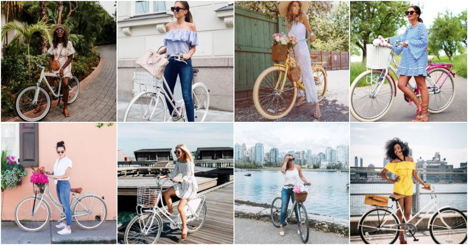 Summer Bike Outfit Ideas For The Stylish Ladies