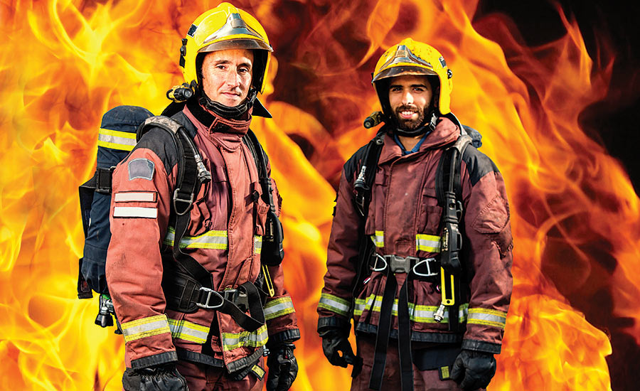 Fire Resistant Clothing for Workers