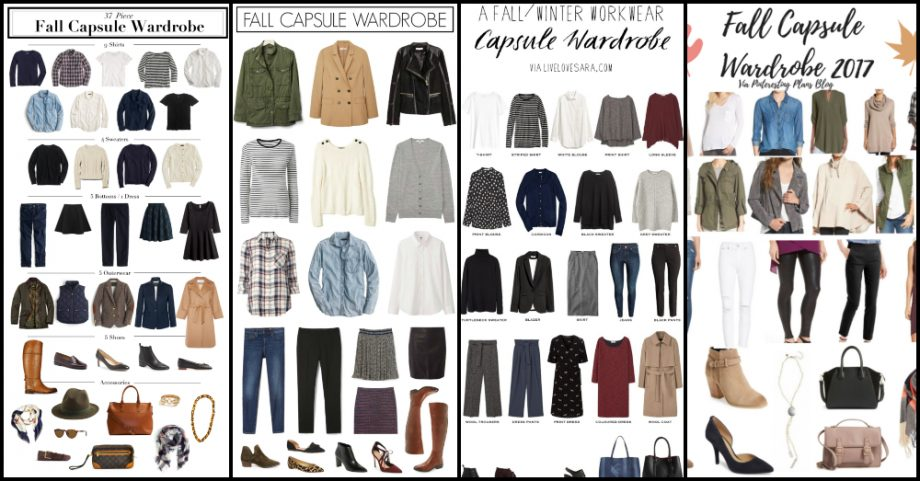 Fall Capsule Wardrobe Tips That Will Make Your Everyday Life Easier